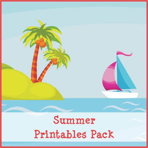 summer break mega bundle