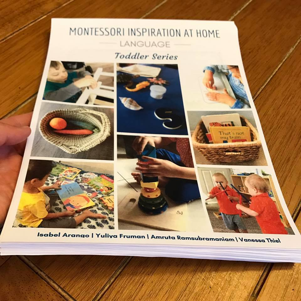 Montessori Language Activities for Home