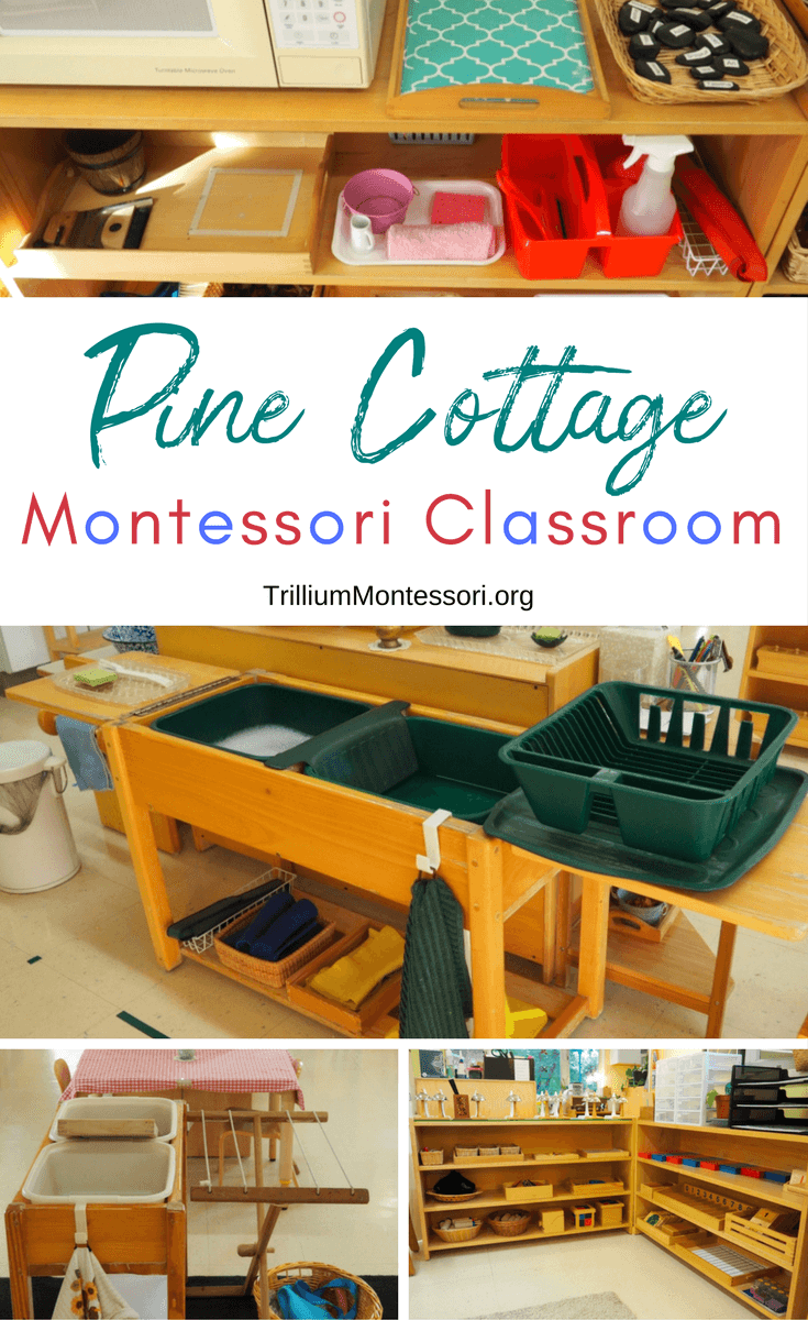 A tour of Pine Cottage at the Montessori School of Syracuse