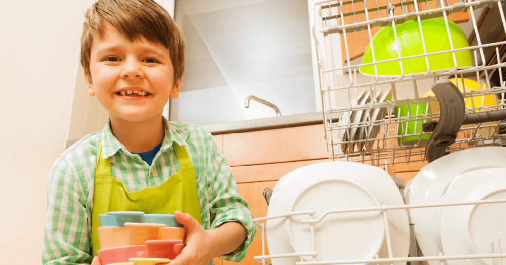10 Ways to Encourage Your Child to Do Chores