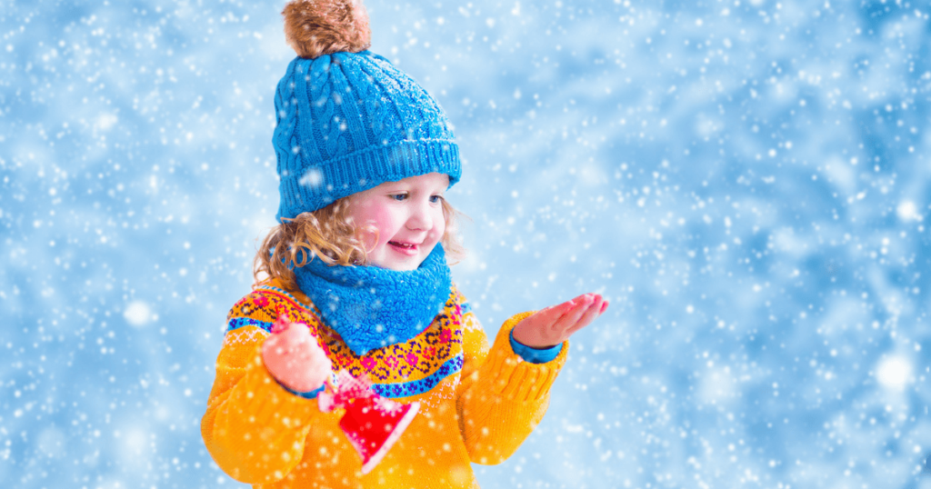 A roundup of free preschool and kindergarten printables for winter!