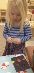 Playdoh Color Mixing
