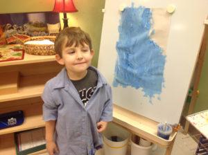 Easel Montessori
