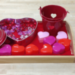 Valentine Theme Activities for preschool