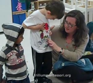 Japan Shirt - Trillium Montessori