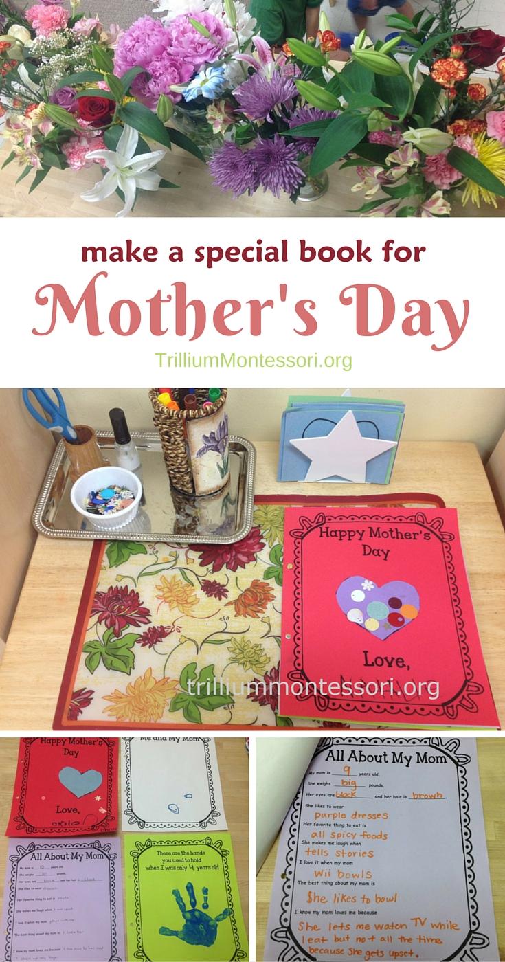 Happy Mother S Day Trillium Montessori