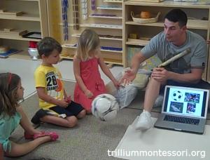 England- football- Trillium Montessori