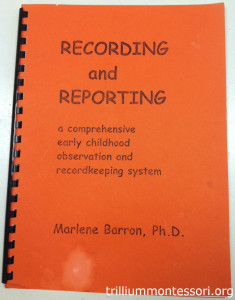 Marlene Barron Recording and Reporting