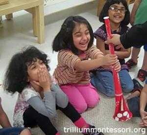 South Africa- Vuvuzela fun- Trillium Montessori