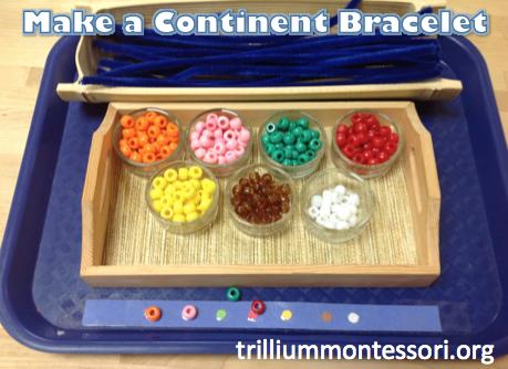 Continent Bracelet