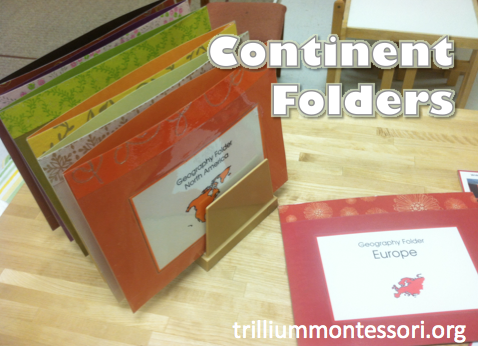 Continent Folders