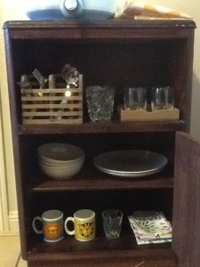 Shelf in Kitchen from Racheous