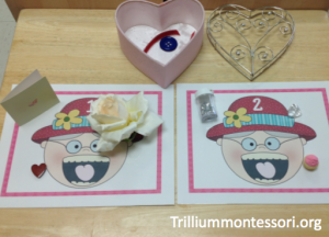 February Phonological Awareness- Syllable Sorting Objects