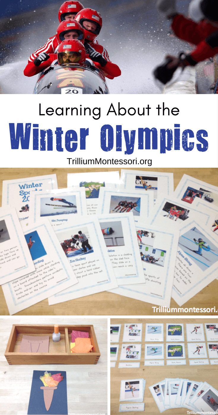 Learning Activities about the Winter Olympics