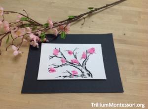 Cherry Blossom Gluing