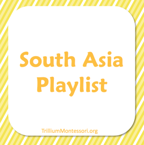 South Asia Playlist