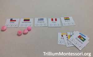 South America Syllable Cards from Every Star is Different