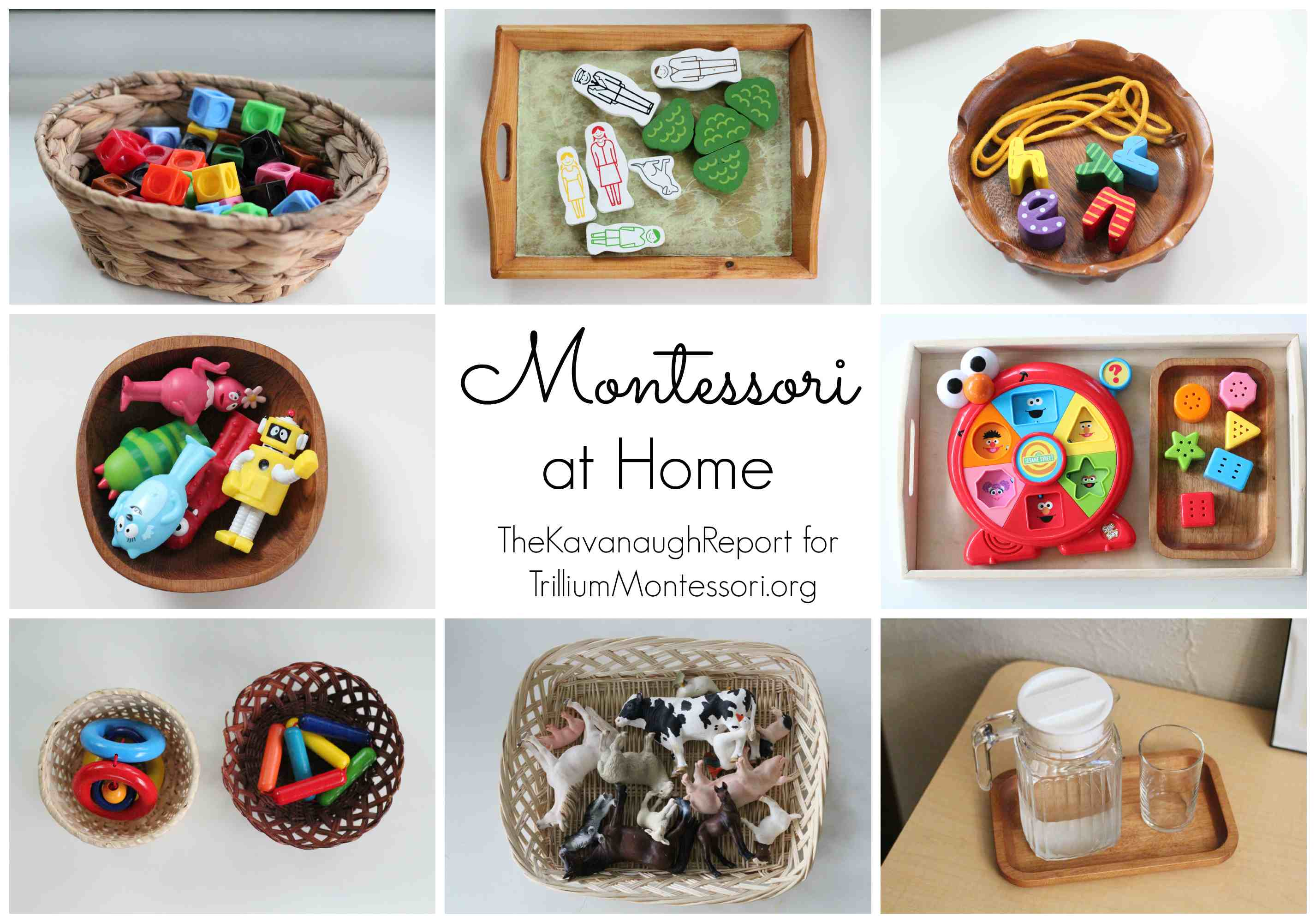 Montessori at Home and on a Budget - Trillium Montessori