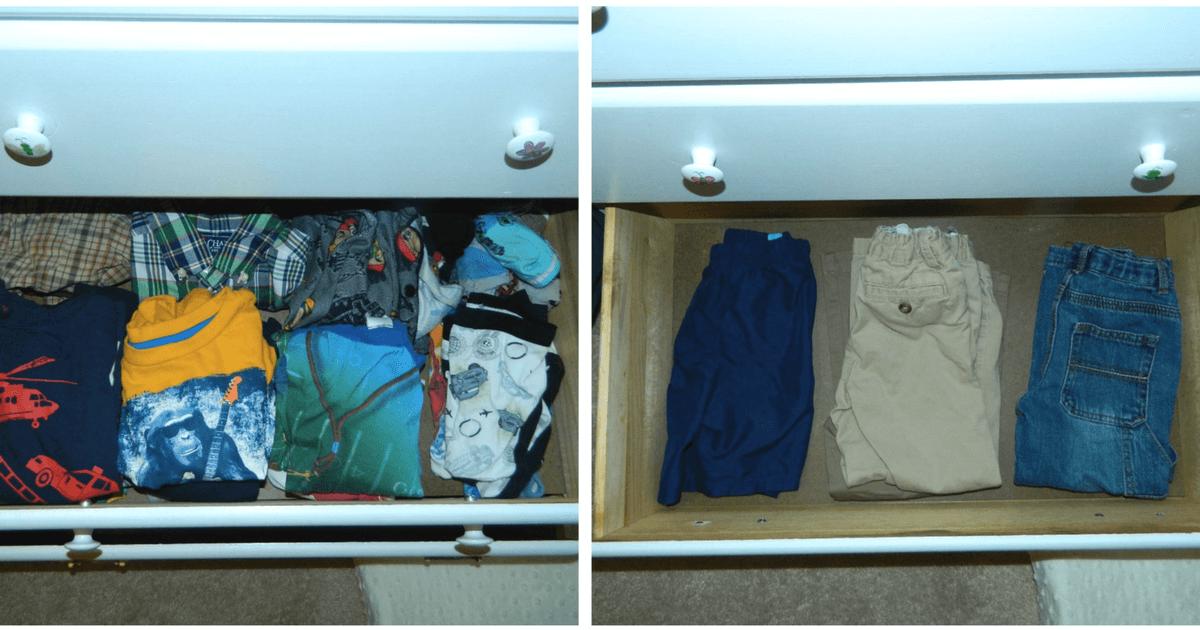 Small Space Montessori Setup: Childrenu0027s Room And Closet   Trillium  Montessori