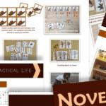 Free Printable Get Ready for November