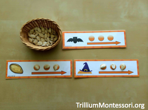 Pumpkin Patch Phonological Awareness Point and Slide Cards for Segmenting and Blending Phonemes