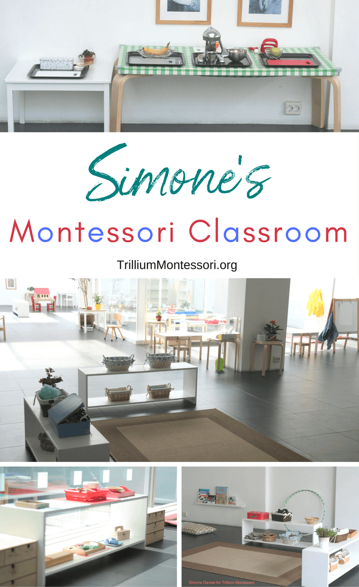 A tour of Simone's Montessori Toddler Classroom in Amsterdam