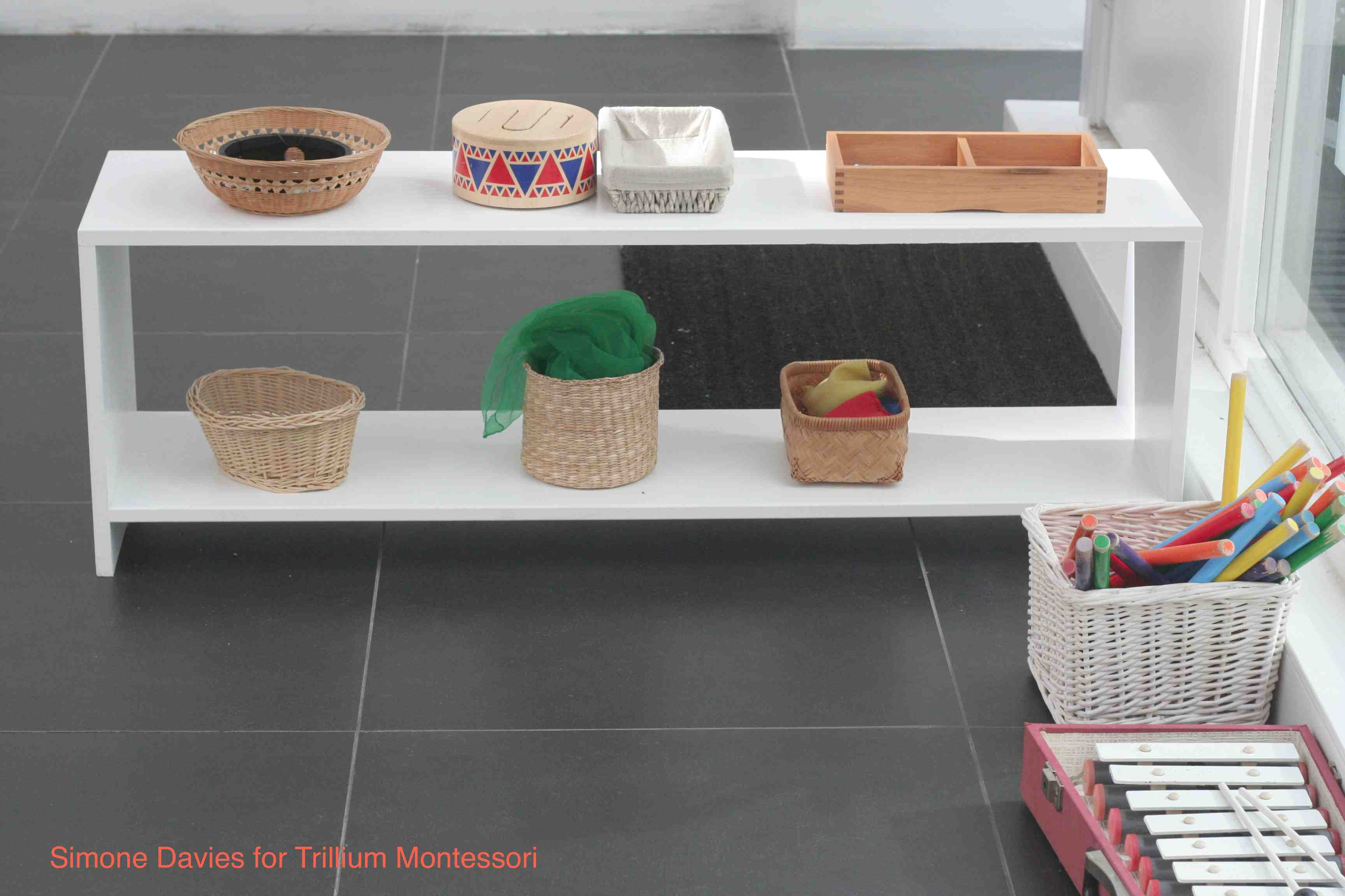 A Tour Of A Montessori Toddler Classroom In Amsterdam