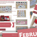 Free Printable Get Ready for FEBRUARY