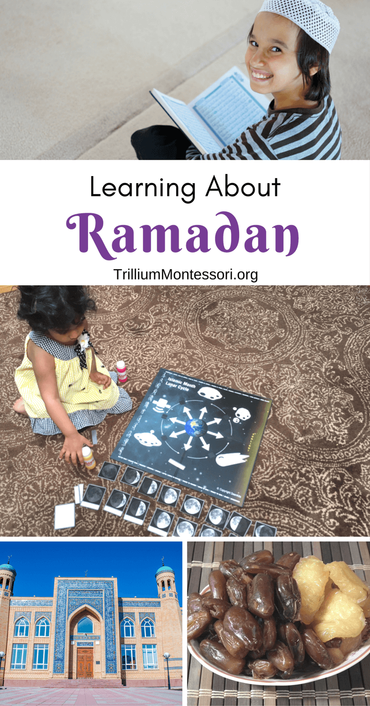 Preschool activities for learning about Ramadan