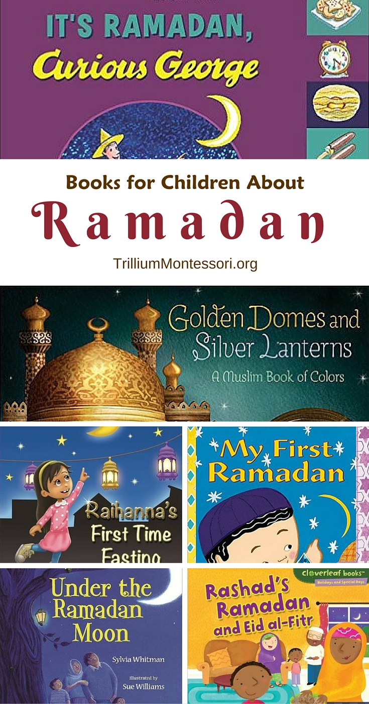 Ramadan Books for children