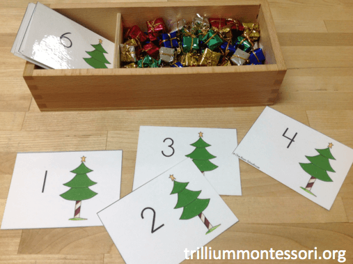 Preschool Xmas Calendar Ideas : December activities for preschool trillium montessori