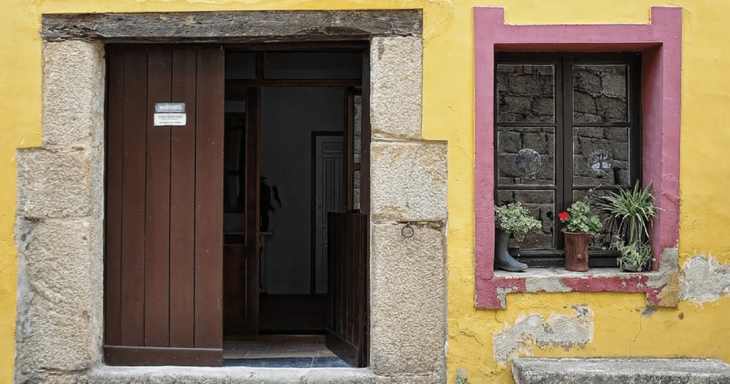 An Open Door Promise by Pamela Green