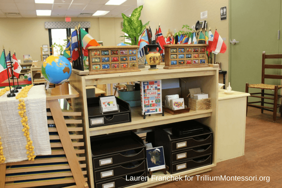 Lauren S Montessori Classroom Science And Geography
