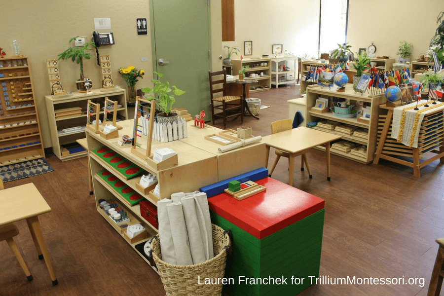 A Tour Of Lauren 39 S Montessori Classroom Trillium Montessori