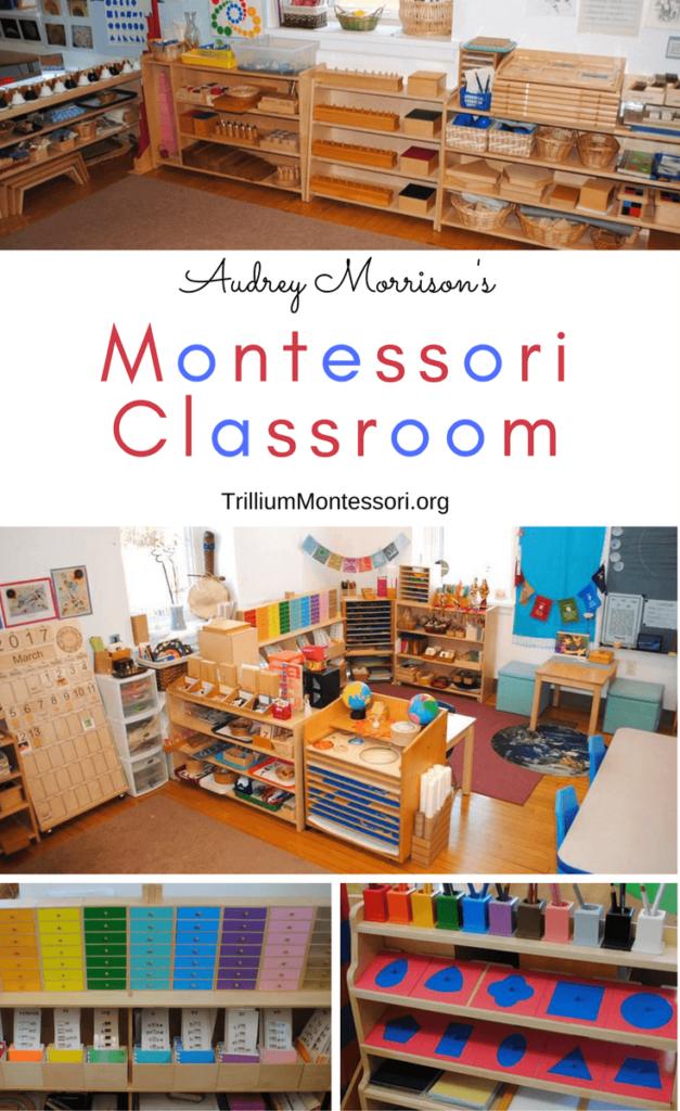 Montessori Classroom Wall Design ~ A tour of audrey s montessori classroom