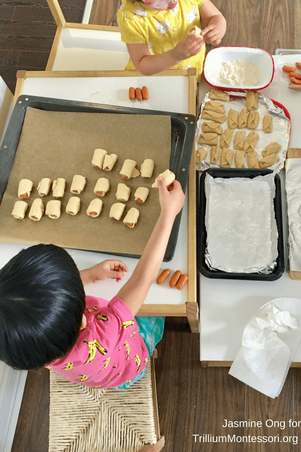 Montessori Food Preparation And Cooking Inspiration