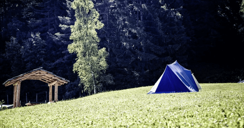 Preschool Activities for a Camping Theme