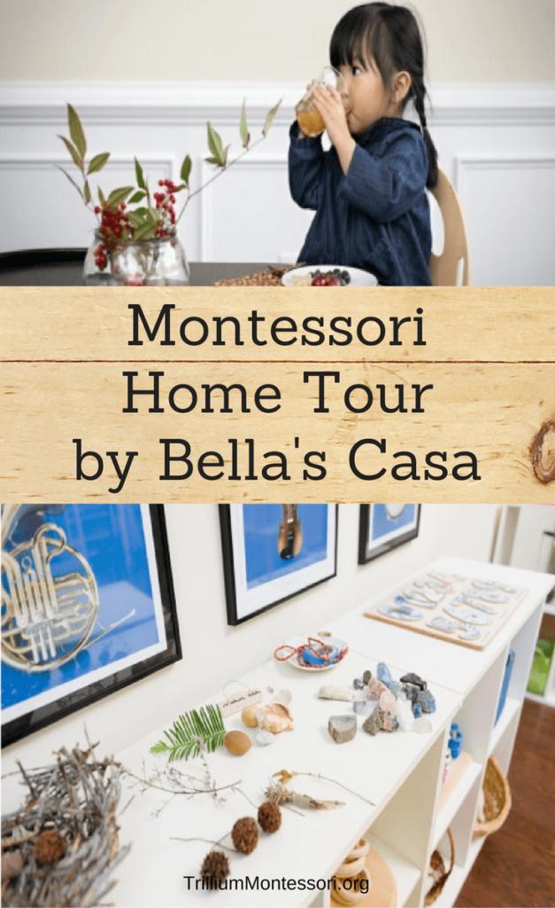 Montessori Home Tour By Bella S Casa