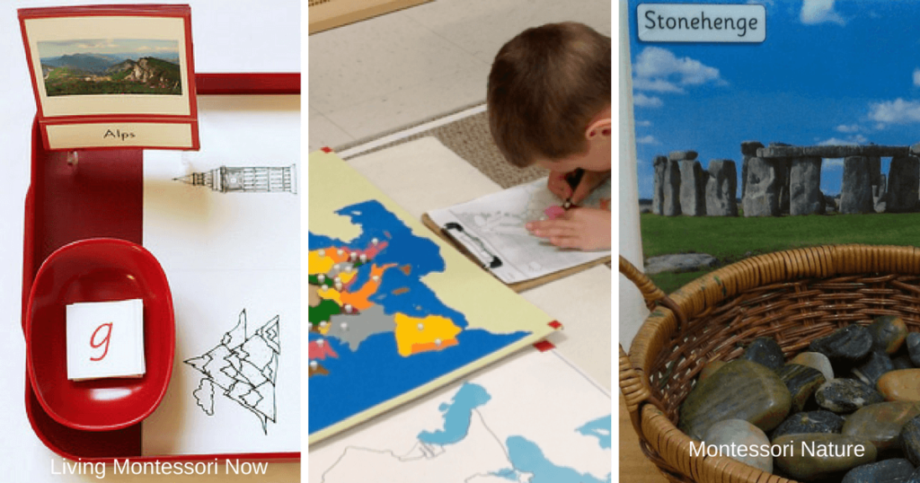 Montessori Resources for Learning About Europe