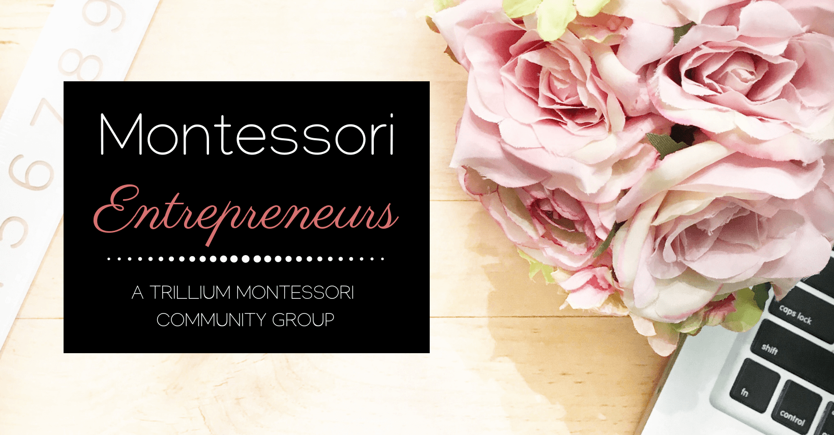 Join a discussion group for small business owners serving the Montessori community