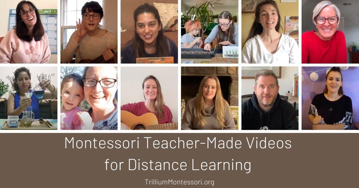 Teacher videos featured