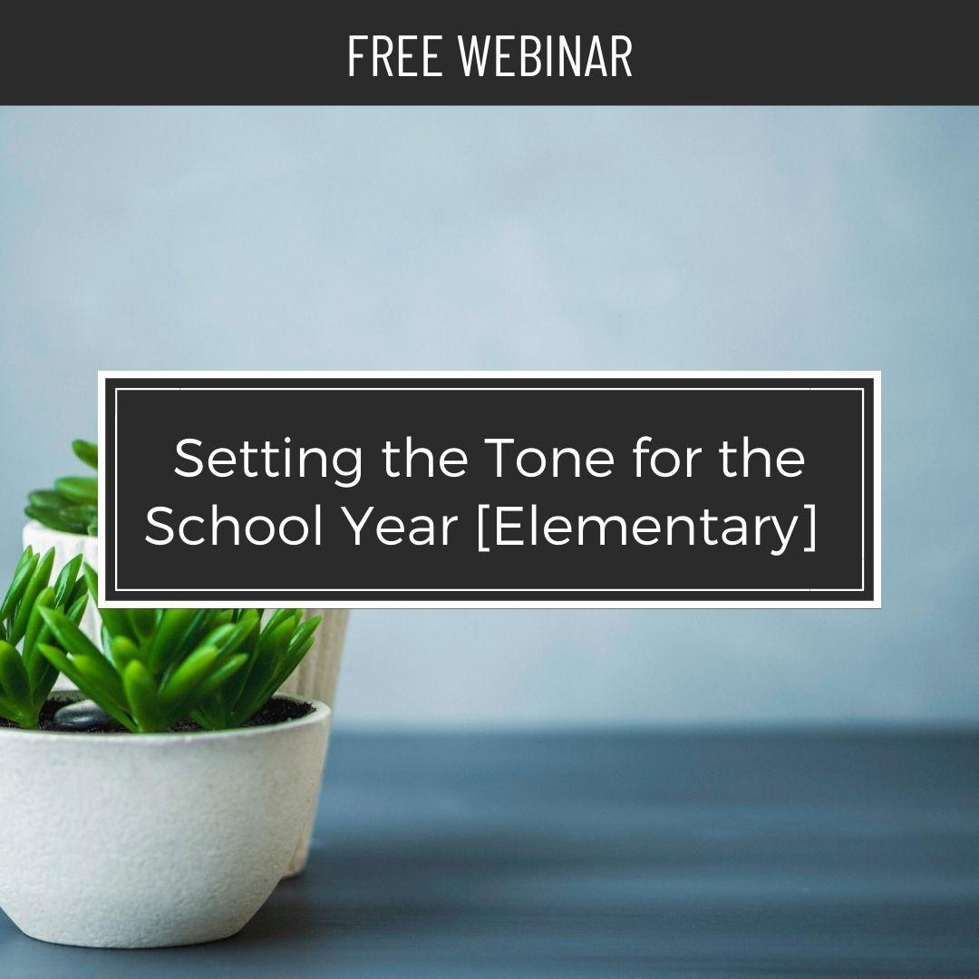 Free Webinar p2p elemenentary launch thumbnails