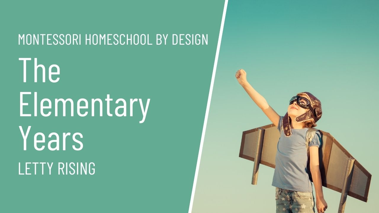 teachable course Homeschool by design Letty