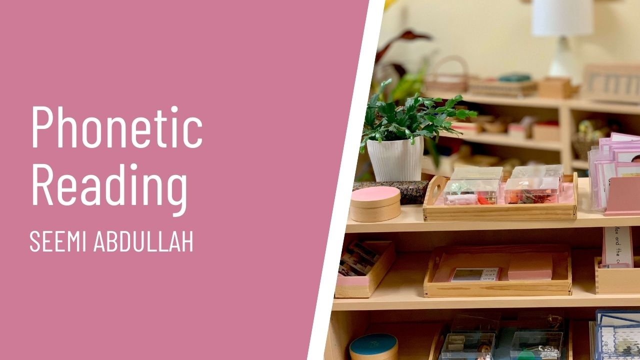 teachable course thumbnail Phonetic Reading