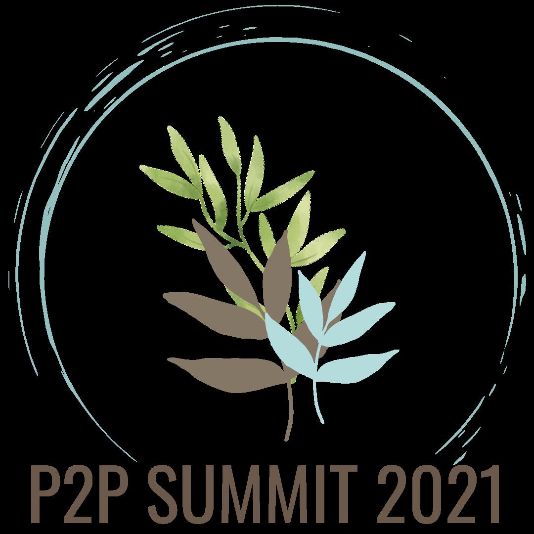 p2p summit 2021 logo